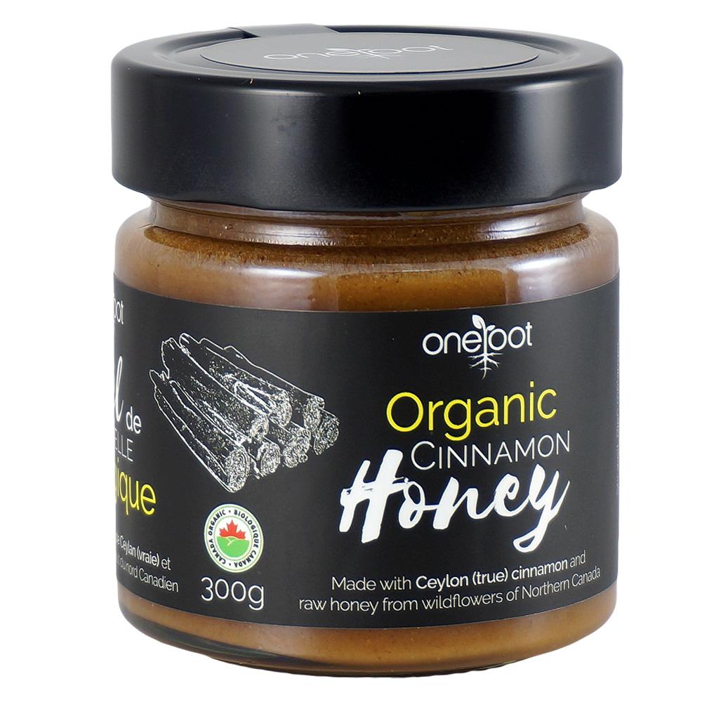 유기농 계피 꿀 - 300g