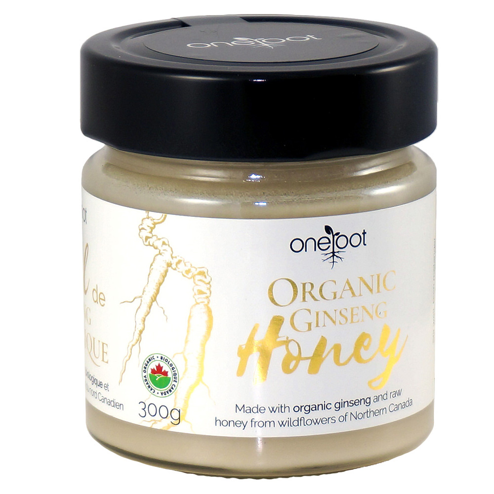 유기농 인삼 꿀 - 300g