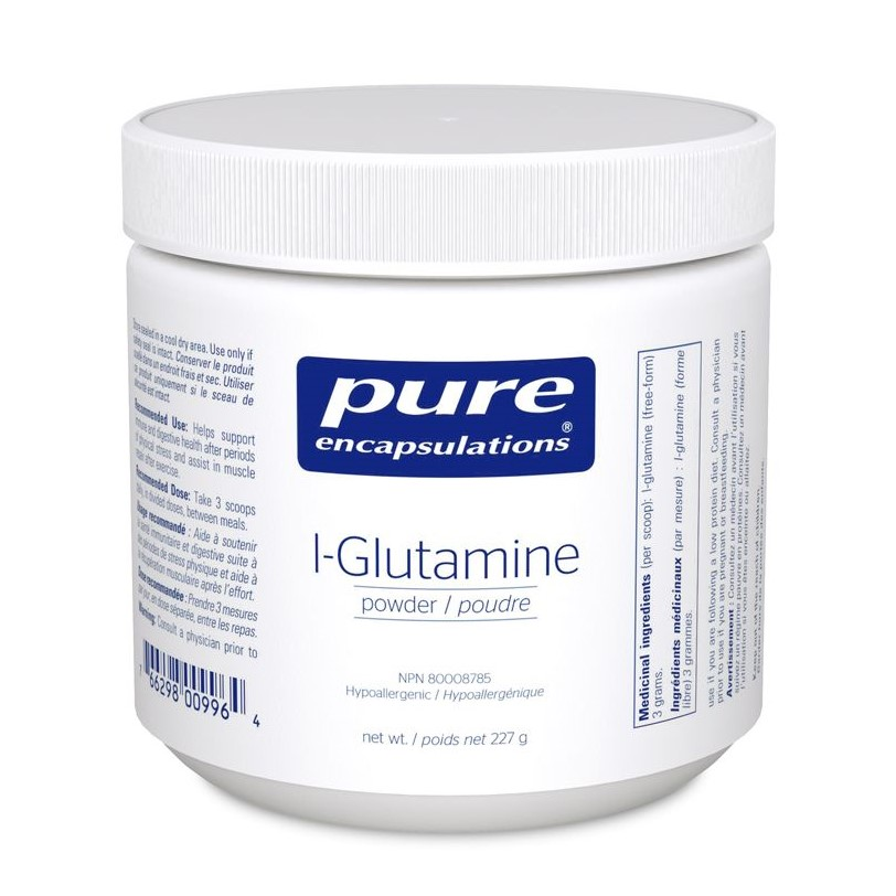 Pure encapsulations l-Glutamine Powder 227g
