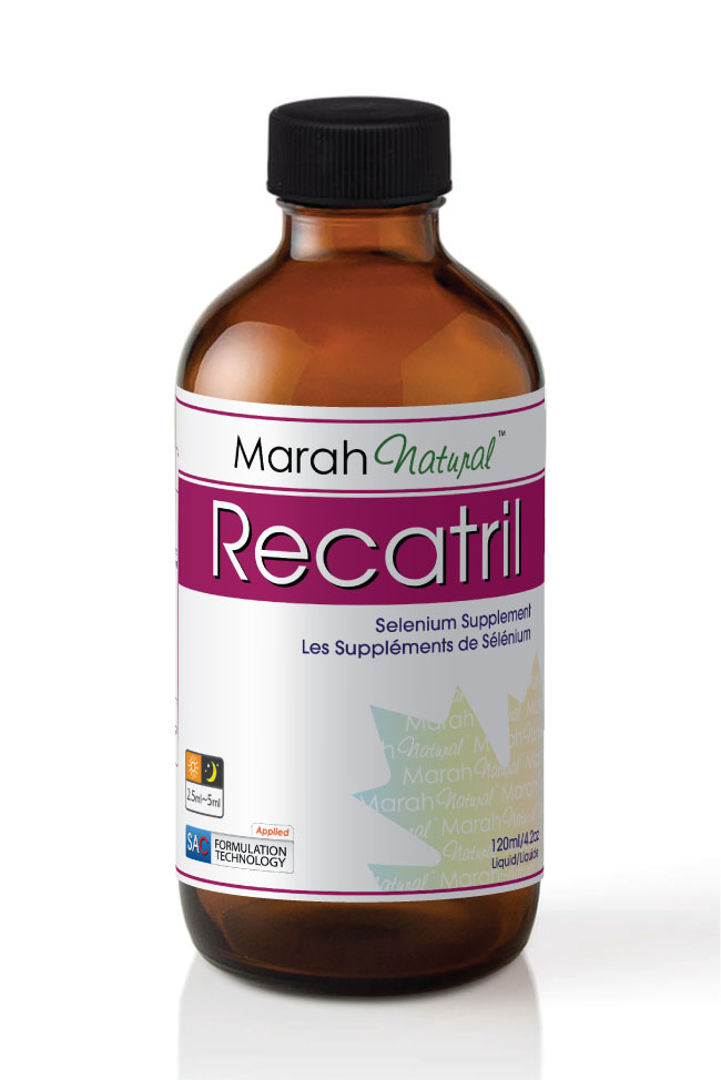 Marah natural Recatril 250ml - SAC Calcium