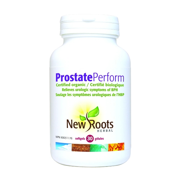 New Roots Prostate Perform - 30 softgels