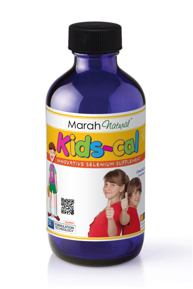Marah natural Kids-Cal 120ml - SAC Calcium