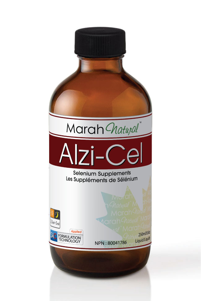 Marah natural Alzi-Cel 250ml - SAC Calcium