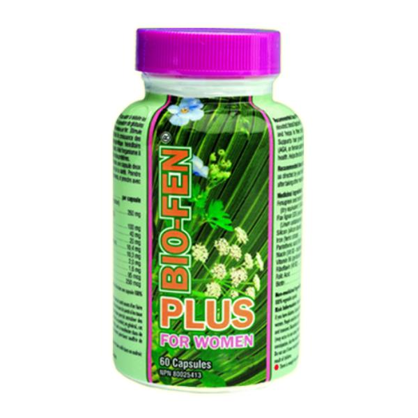 Biofen Plus for Women 740 mg - 60 Caps