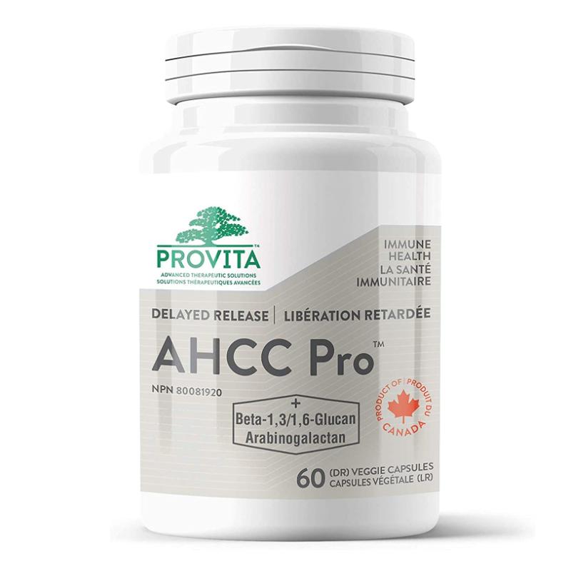 프로비타 AHCC 프로 700mg 60캡슐 표고버섯균사체 베타글루칸
