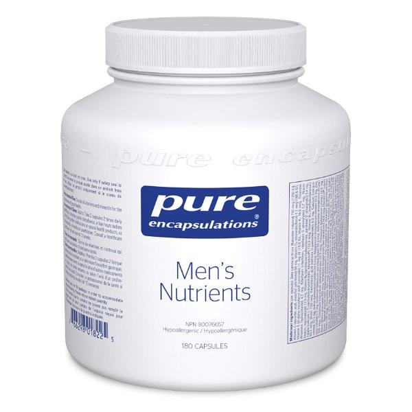 Pure encapsulations Men's Nutrients 180 Caps
