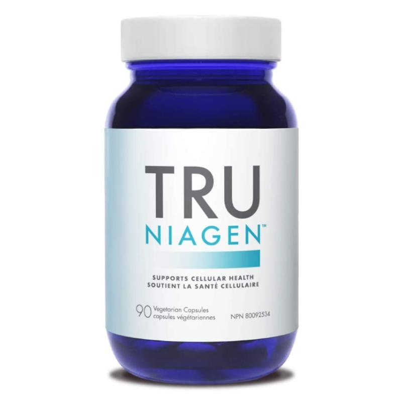 TRU NIAGEN 300mg 90 Vcaps - Nicotinamide Riboside NAD+ Supplement