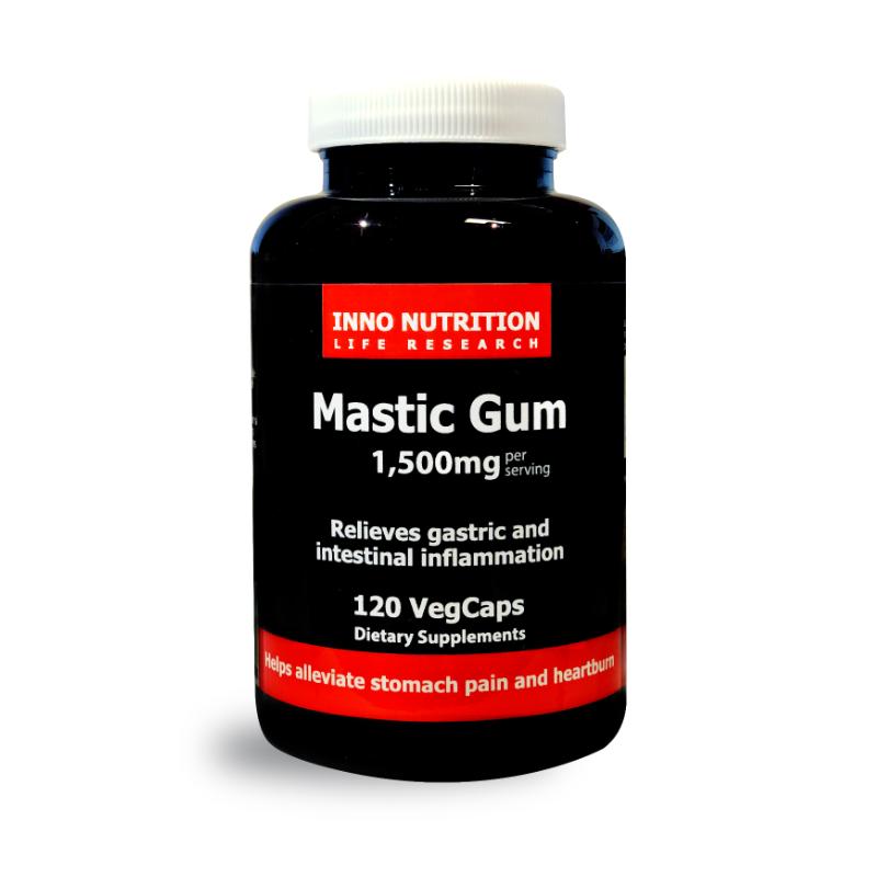 INNO NUTRITION Mastic Gum 1500 mg 120 Vegcaps