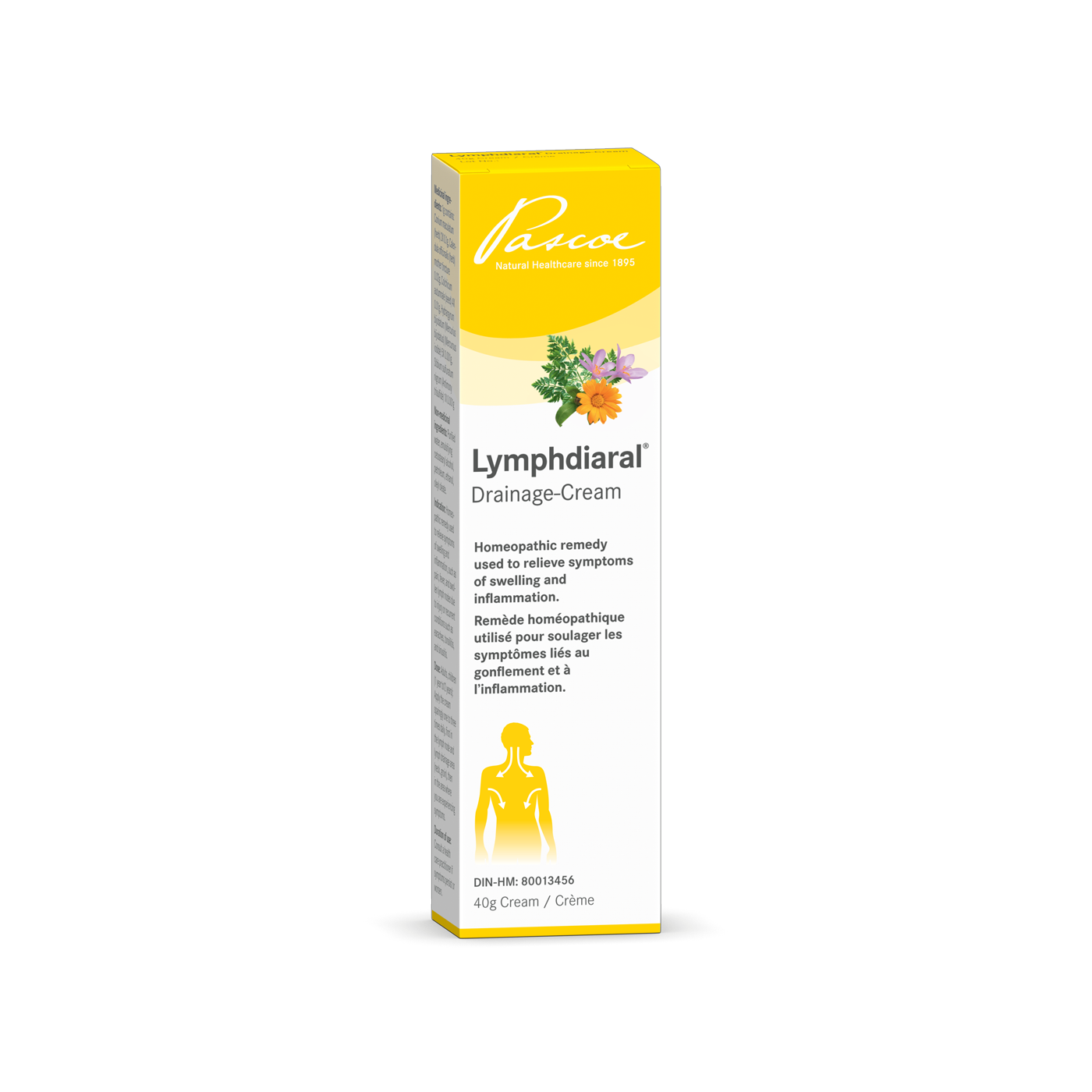 Lymphdiaral® Drainage-Cream 40g