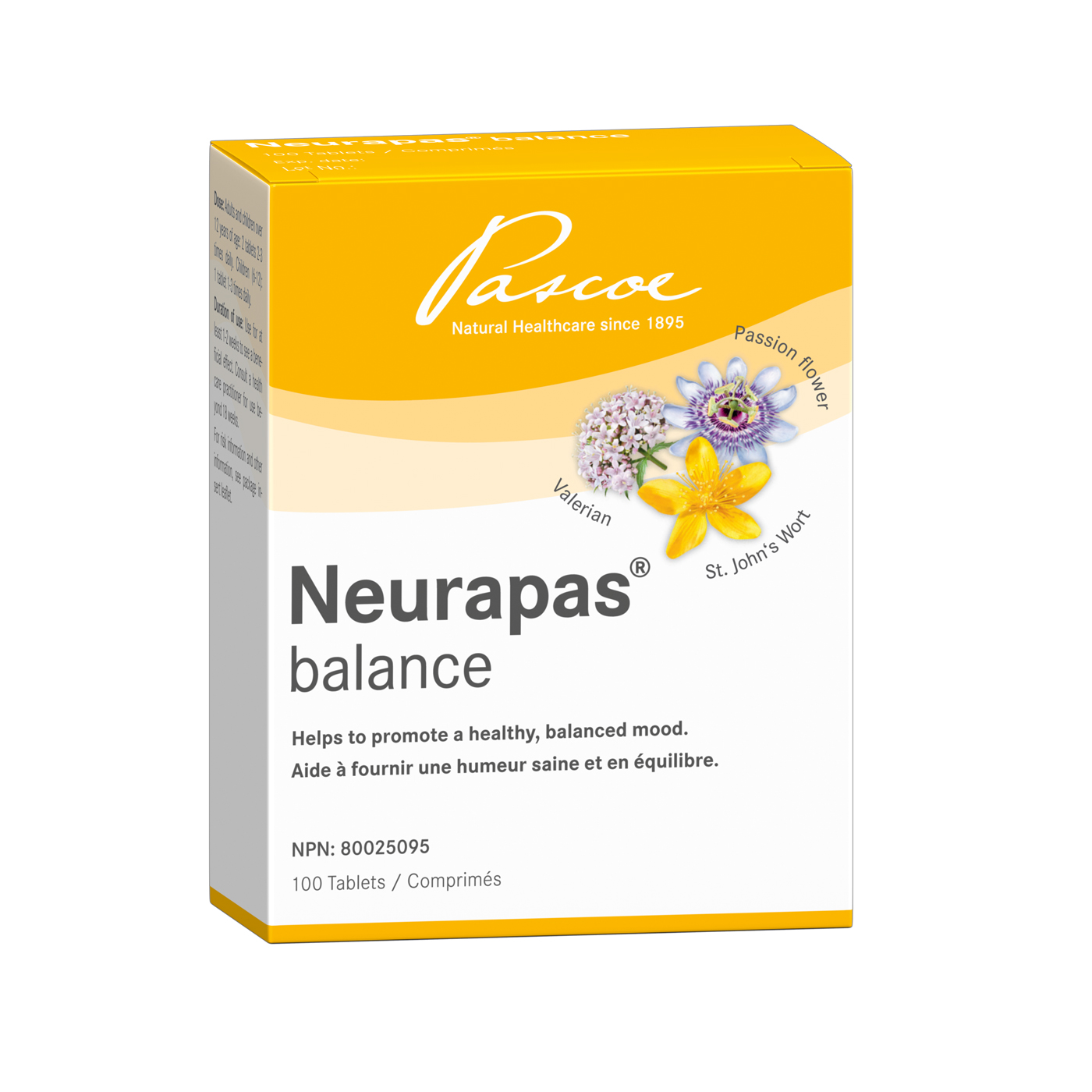 Neurapas Balance - 100 tablets