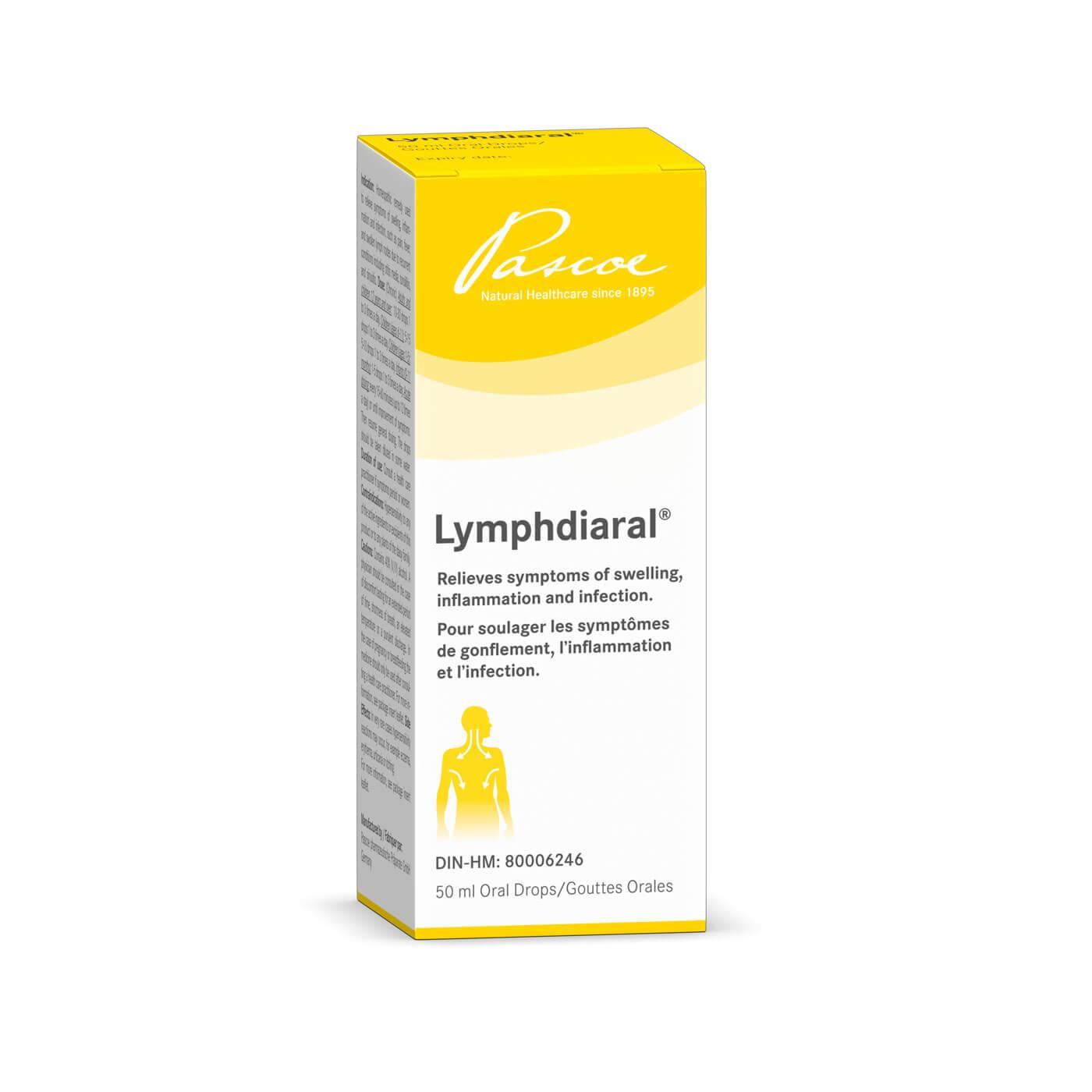 Lymphdiaral Drops 50ml