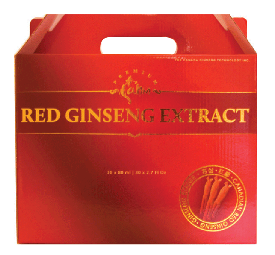 Canadian Red Ginseng Extract 80ml * 30 pouches
