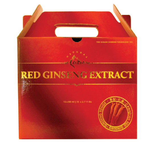 Canadian Red Ginseng Extract 80ml * 15 pouches