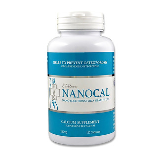 Codeco NanoCal 220mg 120 Capsules