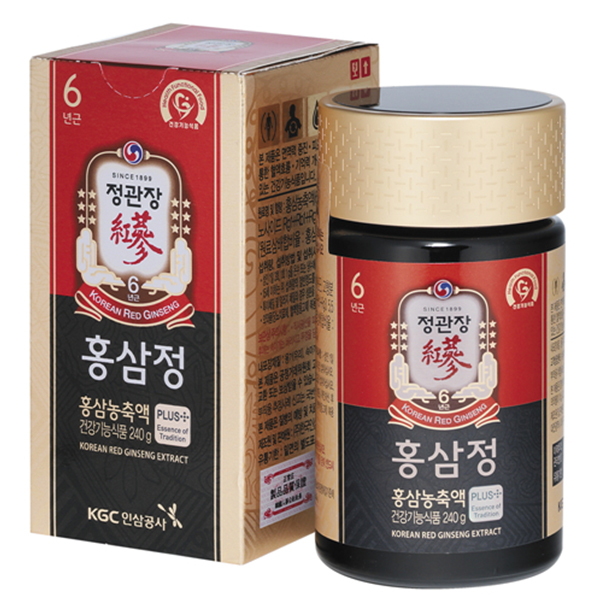 [KGC] Korean Red Ginseng Extract 240g