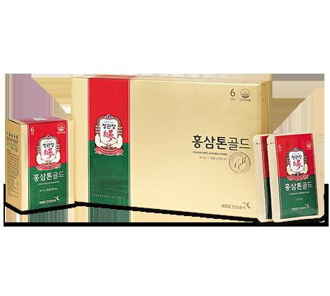 CheongKwanJang Red Ginseng Tonic Gold 40ml*30 pouches