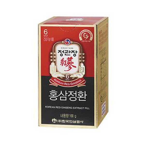 [KGC] Red Ginseng Extract : Hong-Sahm-Jung-Hwan 168g