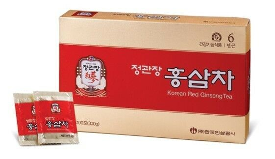 CheongKwanJang Korean Red Ginseng Tea - 3g*100 bags