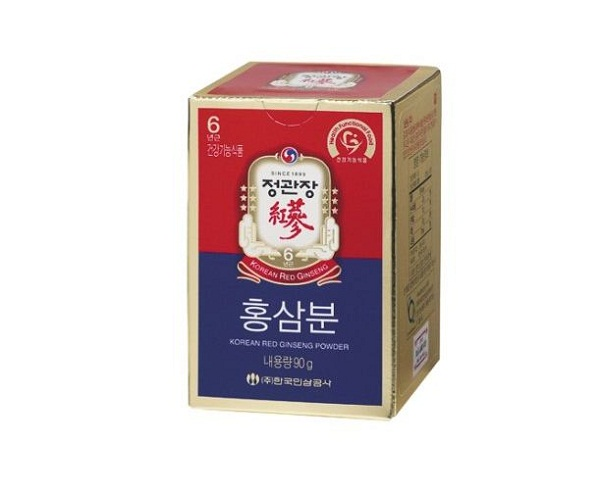 [KGC] Korean Red Ginseng Powder 90g