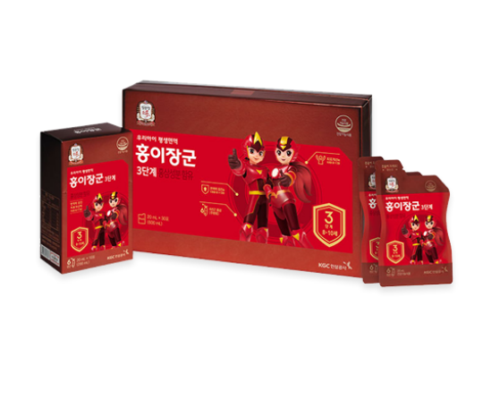 CheongKwanJang Kid Tonic Step 3 - 20ml*30 pouches (Ages 8 ~ 10)