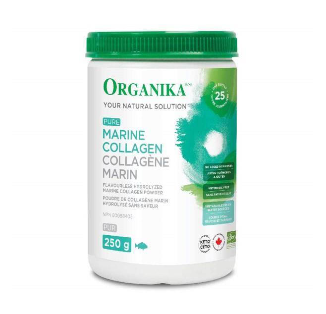 Organika Marine Collagen 250g