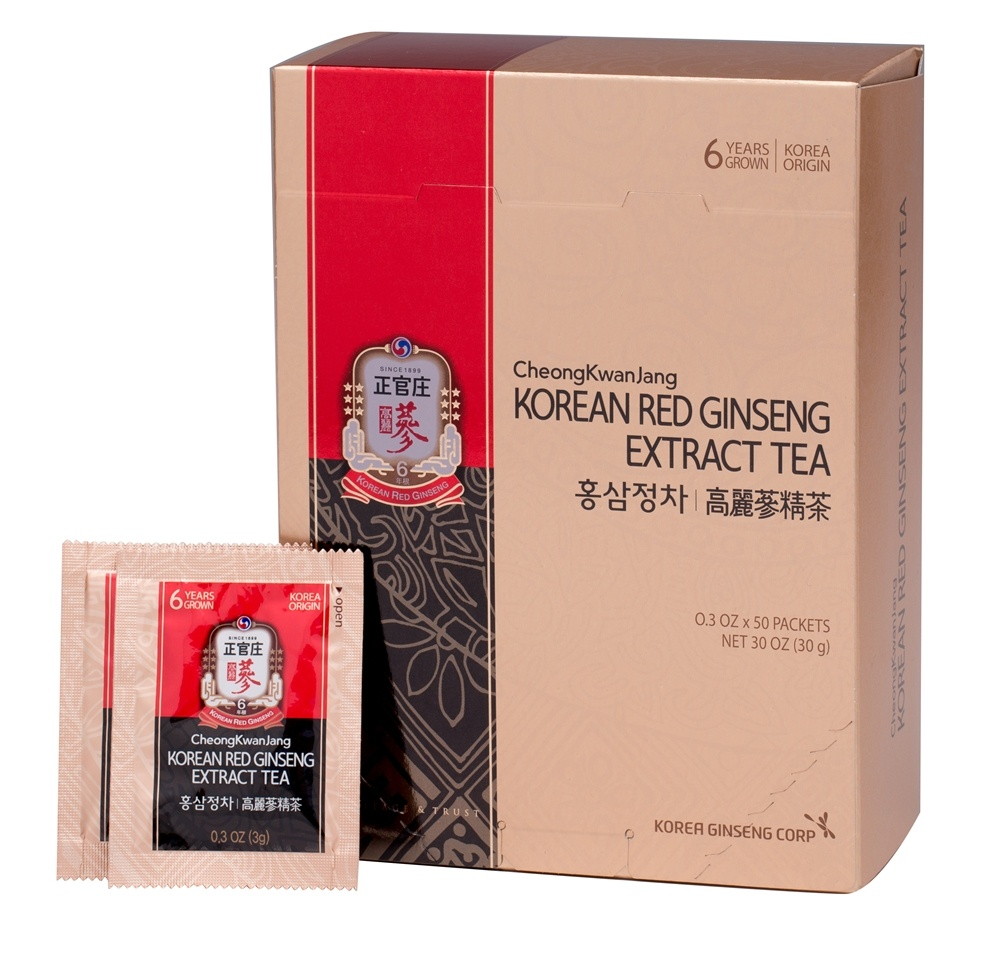 CheongKwanJang Red Ginseng Extract Tea 3g * 50 pouches
