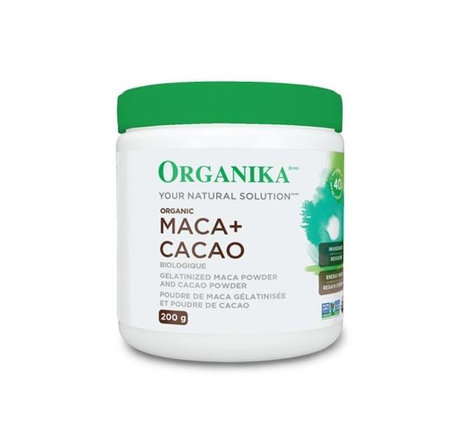 올가니카 마카+카카오 파우더 200g