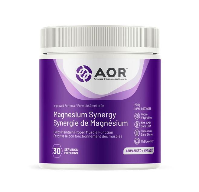 AOR Magnesium Synergy 250g
