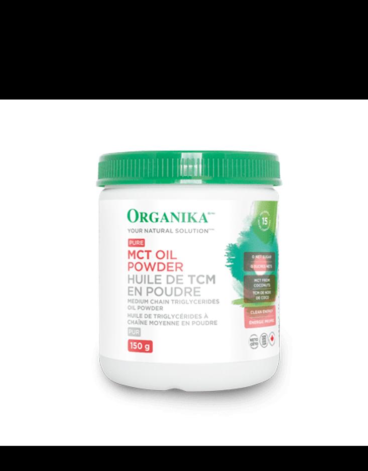 Organika MCT Oil Powder Pure 150g