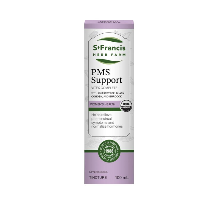 St. Francis Herb Farm PMS Support 100ml