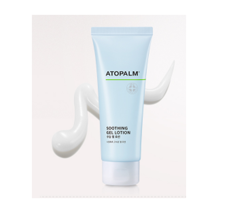 Atopalm Soothing Gel Lotion 120ml