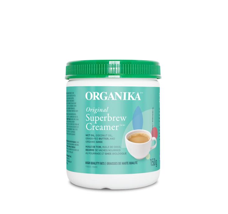 Organika Superbrew Creamer 150g