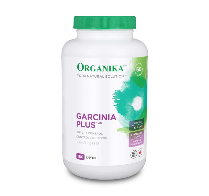 Organika Garcinia Plus 180 Capsules