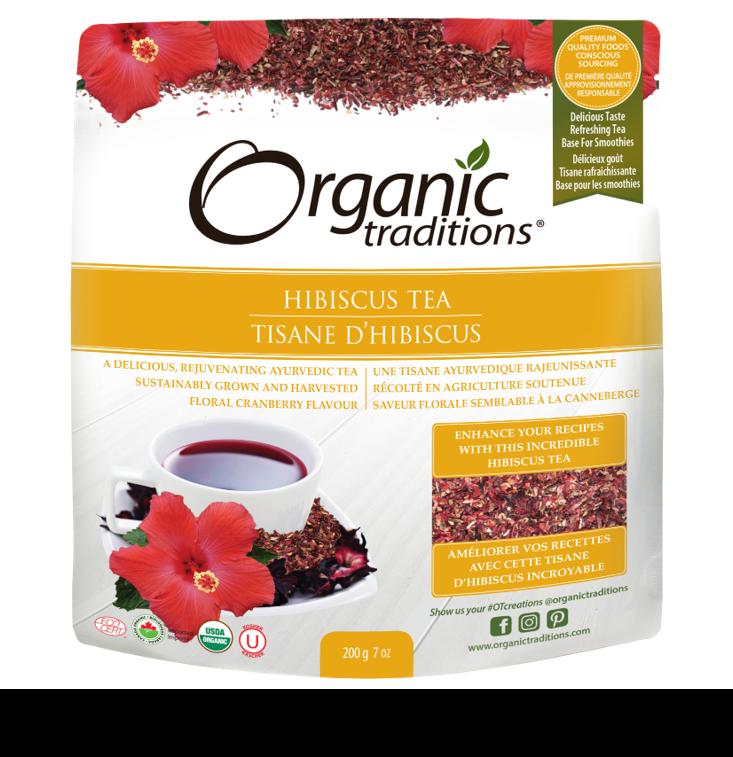 Organic Hibiscus Tea Cut 200g (7oz)