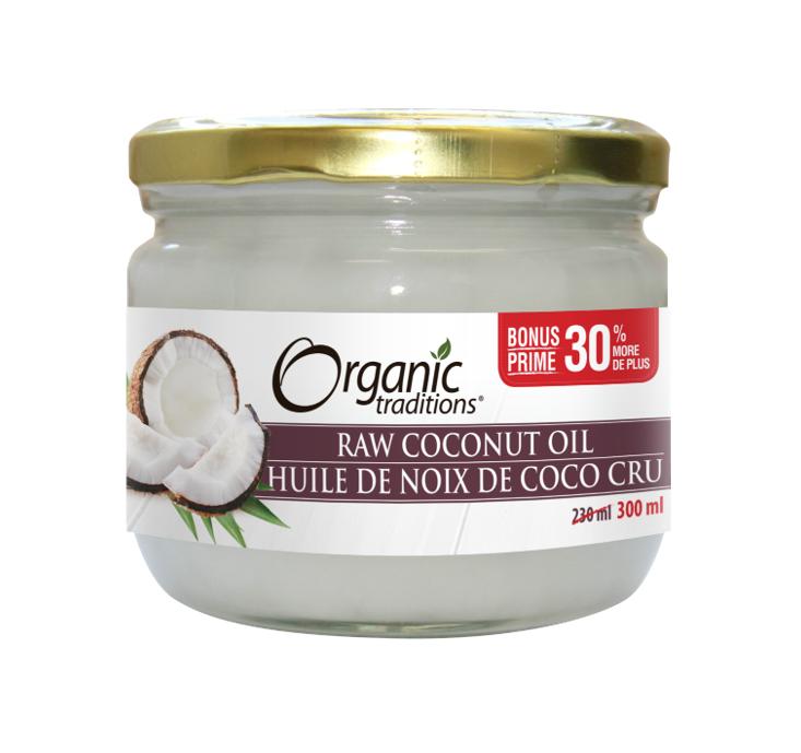 Organic Raw Coconut Oil 300ml
