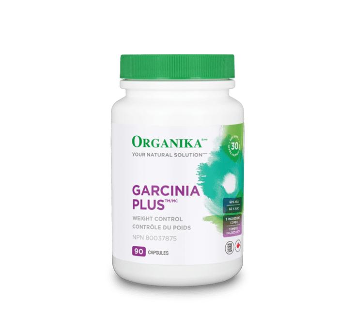 Organika Garcinia Plus 90caps