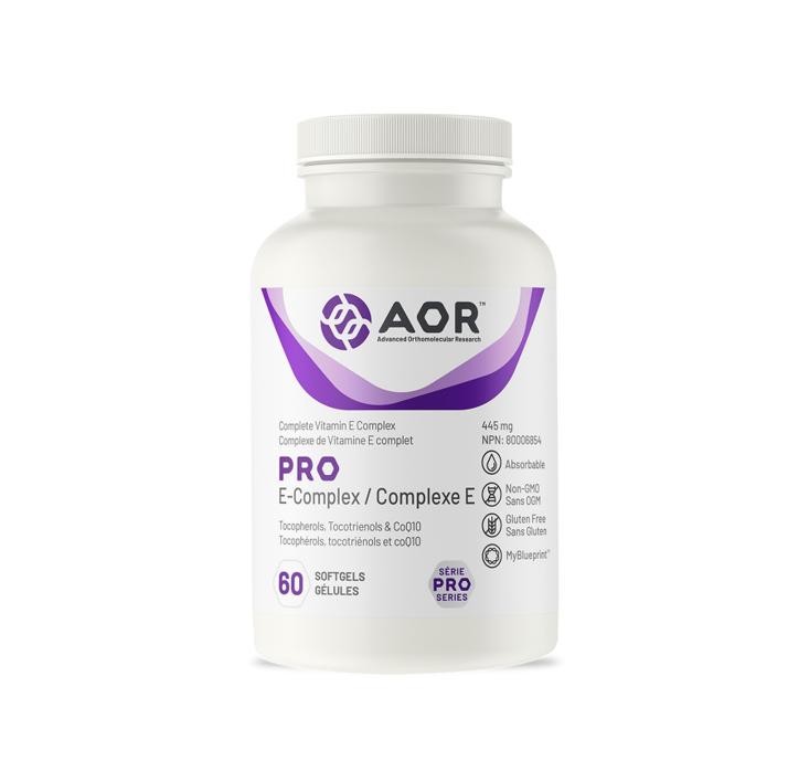AOR Pro E-Complex 60softgels