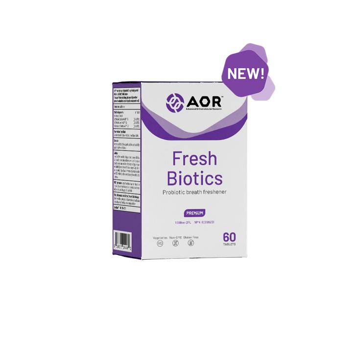 AOR Fresh Biotics 60tablets
