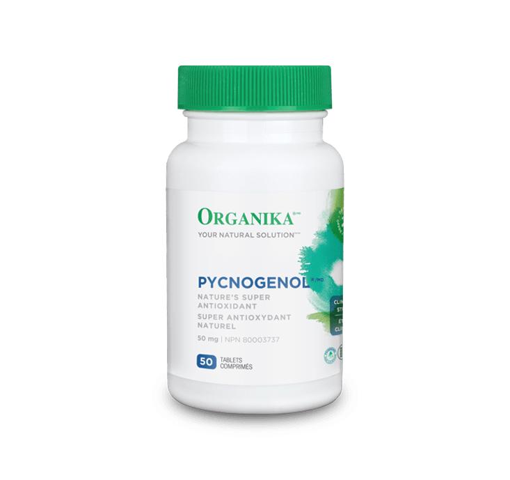 Orgainka Pycnogenol 50mg 50 tabs