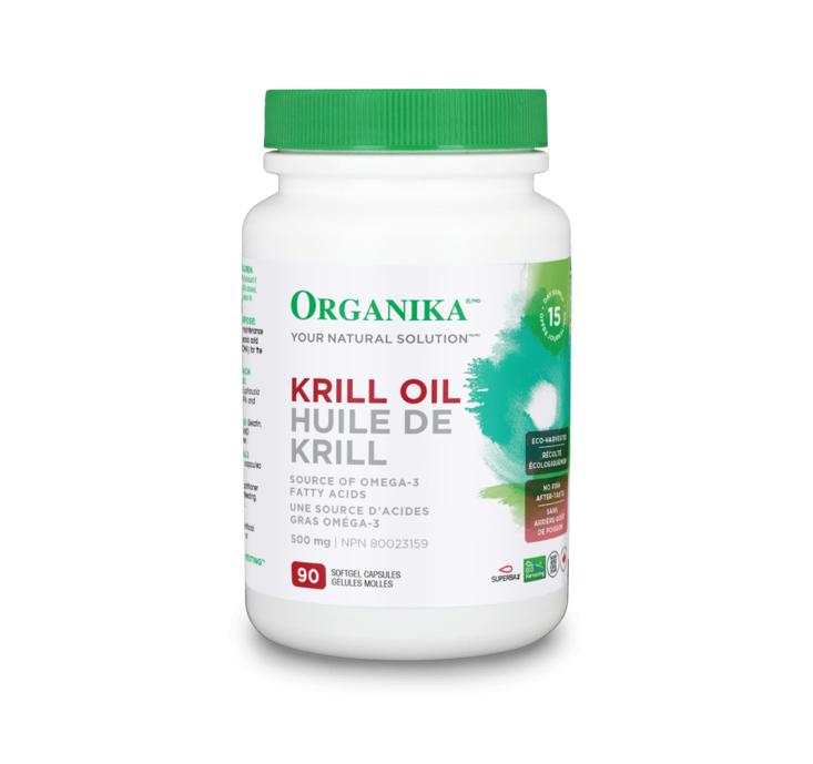 Organika Krill Oil 90gels