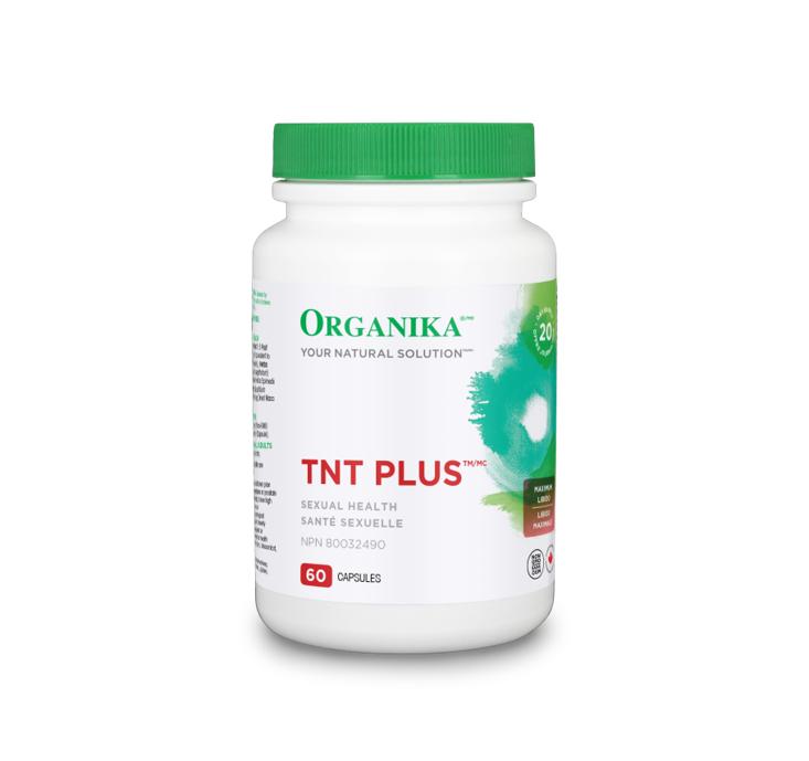 Organika TNT Plus 60caps
