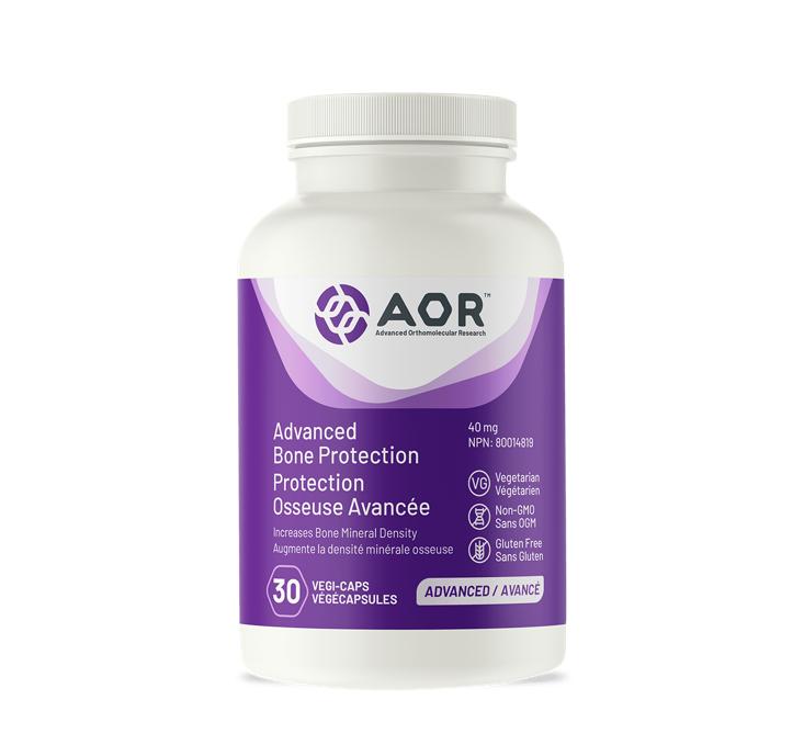 AOR Advanced Bone Protection 30caps