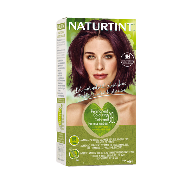 NATURTINT 4M Mahogany Chestnut Permanent Hair Color