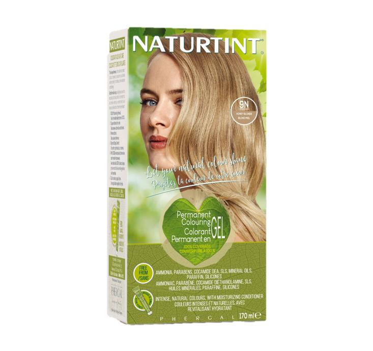NATURTINT 9N Honey Blonde Permanent Hair Color
